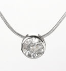 Cubic Zirconia and Silver Jewelry